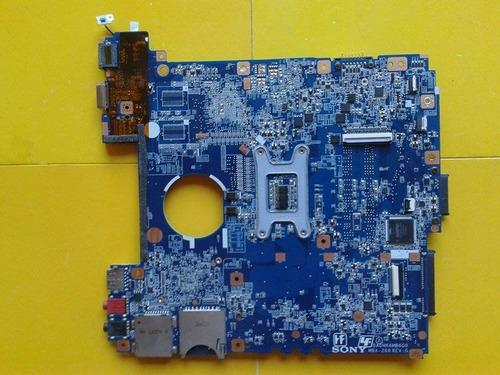 tarjeta madre motherboard sony sve141l11u falla de video