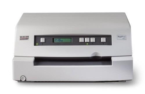 tarjeta madre para impresora wincor hightprint