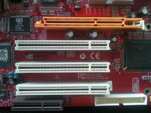 tarjeta madre pc-chips socket 478