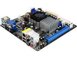 tarjeta madre procesador