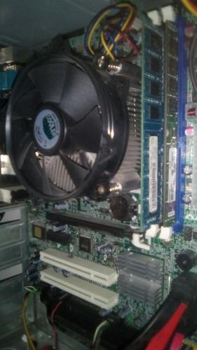 tarjeta madre   +  procesador i3 3ra gen  +  memoria ram 8gb