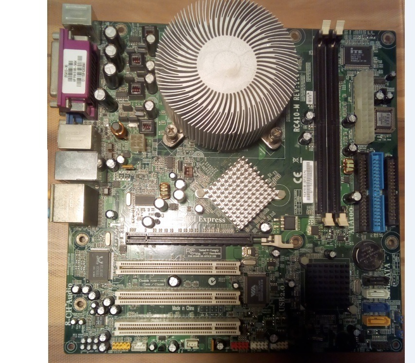 ECS RC410-M ASTEROPE2 DRIVER PC
