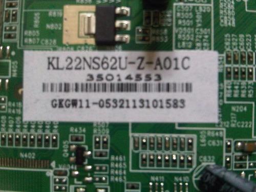 tarjeta main board lcd pixys 22