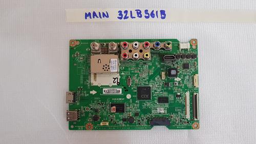 tarjeta main de tv lg 32lb561b