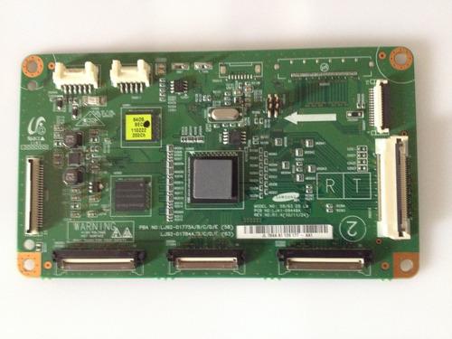 tarjeta main logic, samsung, bn96-16540a plasma 64
