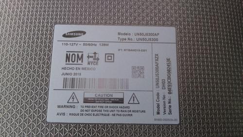 tarjeta main samsung un50j5300afxzx