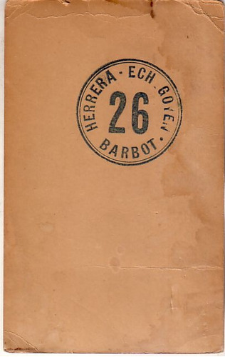 tarjeta martín echegoyen - lista 26