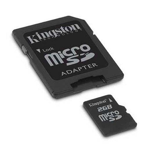 tarjeta de memoria 2gb precio mercadolibre