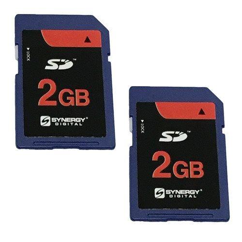 tarjeta memoria cámara 2gb tar