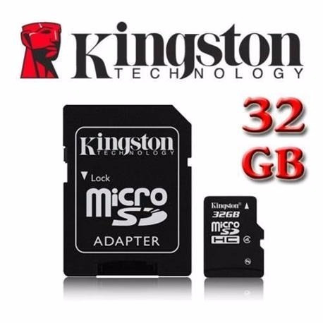 tarjeta memoria micro sd hc 32gb clase 4 smal lan