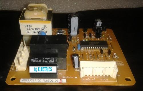 tarjeta nevera lg  6871jb1115d nueva-original lg