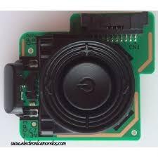 tarjeta pcb botonera  bn96-23838c