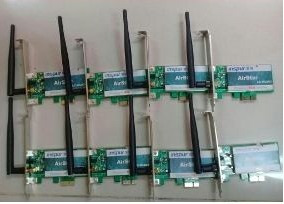 tarjeta pci express wifi con antena 150 mbps nueva