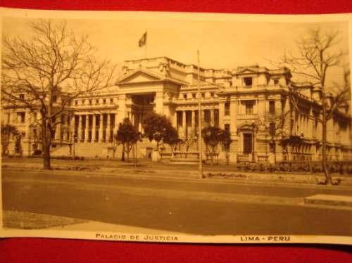 tarjeta postal antigua peru (2)