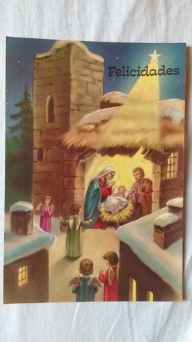 tarjeta postal de fin de año