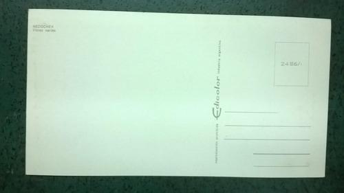 tarjeta postal * necochea vistas varias* necochea / quequen