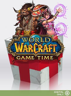tarjeta prepago de 60 días world of warcraft® game time