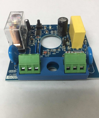 tarjeta press control de flujo 110-220 volts. modelo: dps-1.