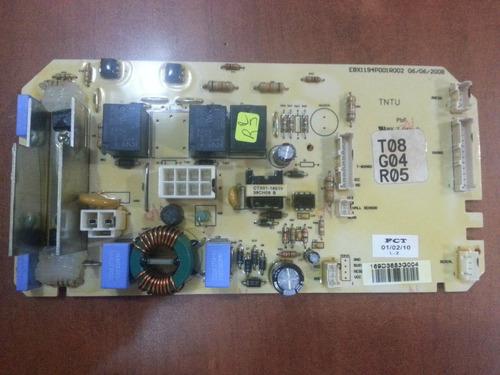 tarjeta principal electronica tnt lavadora mabe ge t08g04r05