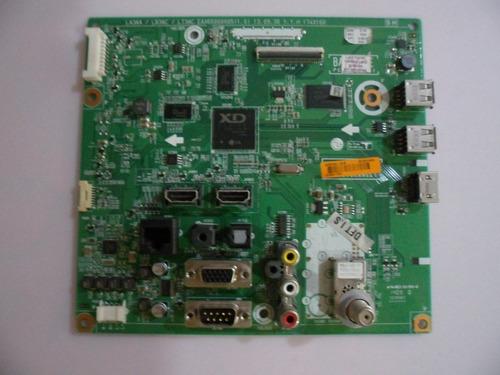 tarjeta principal main board tv lg 32ln549e