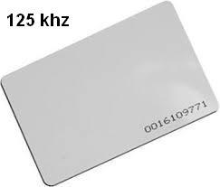 tarjeta proximidad iso 125k zk