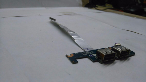 tarjeta puerto usb toshiba l455 ls-5821p