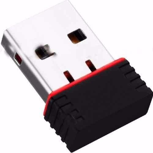 tarjeta red inalambrica wifi usb nano 150m 802.11n