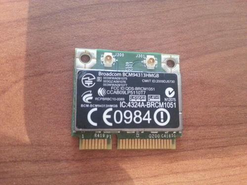 tarjeta red wifi 2.4g bluetoot 4.0 broadcom pcibcm94313hmgb