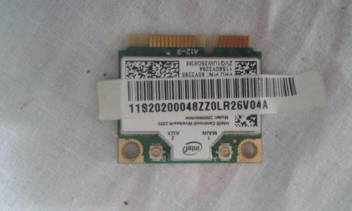 tarjeta red wifi portatil lenovo ideapad u410