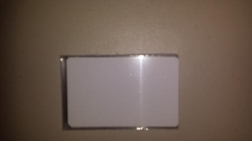 tarjeta rfid nfc para lector de celularchip ntag215. 80 pcz