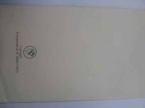 tarjeta saludo fundación claudio gay.1980