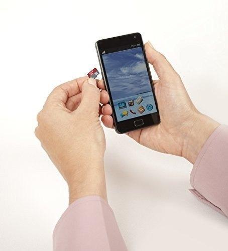 tarjeta sandisk ultra 200gb micro sdxc uhs-i con adaptador -
