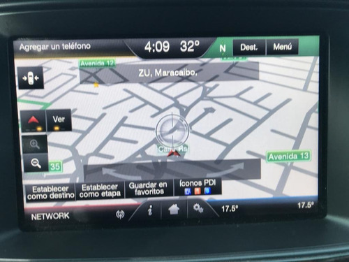 tarjeta sd de mapas ford sync - ultima versión: c6