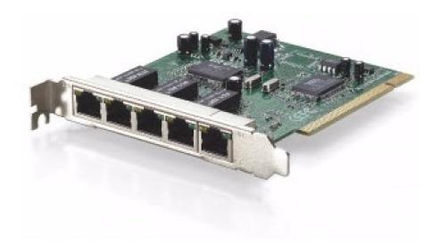tarjeta switch pci fnc-0600txm fast ethernet de 5 puertos