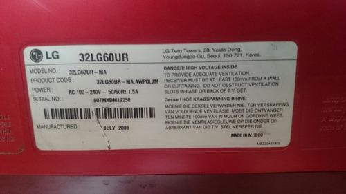 tarjeta tcom tv lg scarlet 32lg60ur