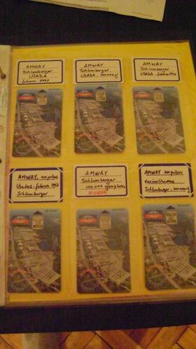 tarjeta telefonica coleccion