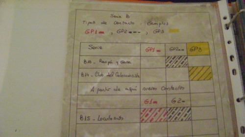 tarjeta telefonica coleccion telefonica serie b.14 club