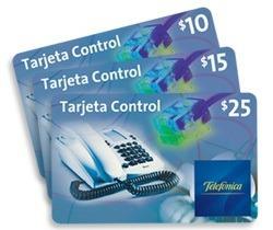 149a74bc1c5 Tarjeta Telefónica Control - Consultar Stock! - $ 10,00 en Mercado Libre