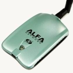tarjeta tipo alfa usb 2000mw 2watts wireless n antena 5dbi
