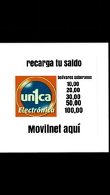b38c4ddcc54 Recargas Movilnet Tarjetas Unica Saldo - Celulares y Teléfonos en Mercado  Libre Venezuela