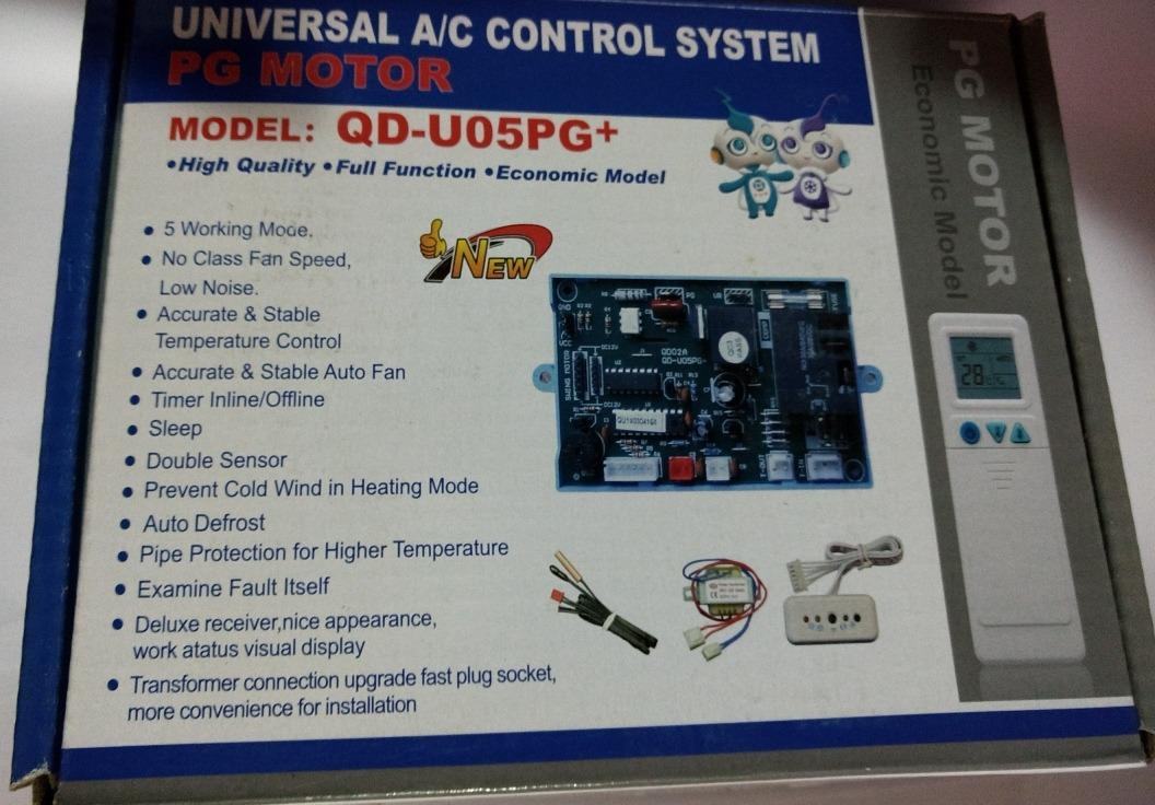 Tarjeta Universal Minisplit Lg Pg Motor Lote 10 Piezas 5 500 00 En
