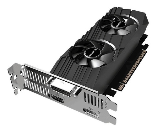 tarjeta video gigabyte geforce gtx 1650 low 4gb ddr5 tranza