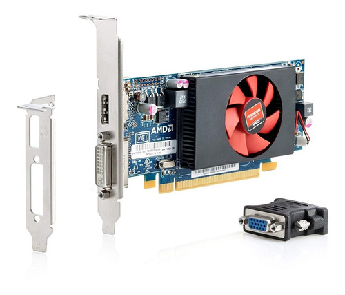 tarjeta video grafica dell r5 240 1gb +vga oferta