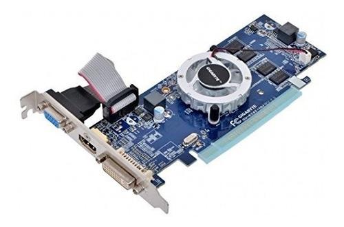 tarjeta video grafica gigabyte r545 1gb hdmi gddr3 fortnite