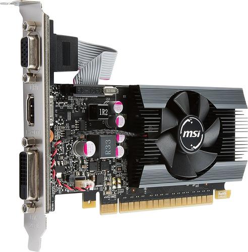 tarjeta video msi gaming geforce gt 710 2gb gddr5 64-bit
