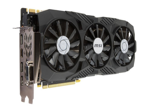 tarjeta video msi geforce gtx 1070 ti duke 8gb minar eth etc