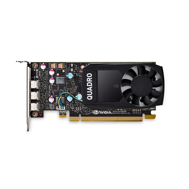 Resultado de imagen para TARJETA DE VIDEO PNY VCQP400-ESPPB QUADRO NVIDIA P400 2GB GDDR5 CUDA