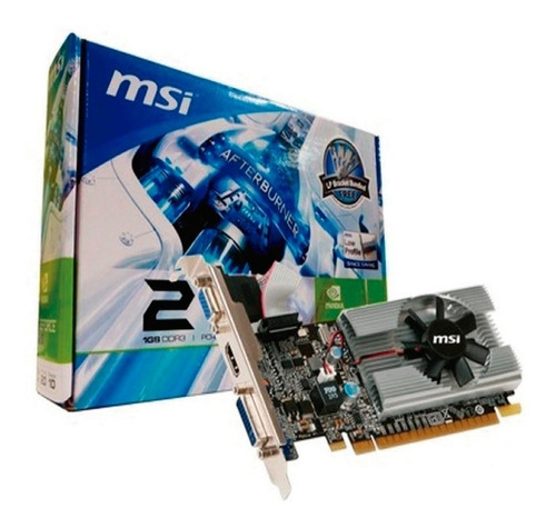 tarjeta video nvidia geforce 210 1gb ddr3 msi
