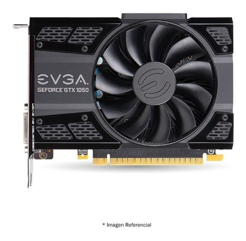 tarjeta video nvidia geforce gtx 1050ti 4gb ddr5 evga