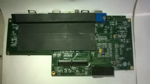 tarjeta video proyector optoma ep738mx/716/719 usada